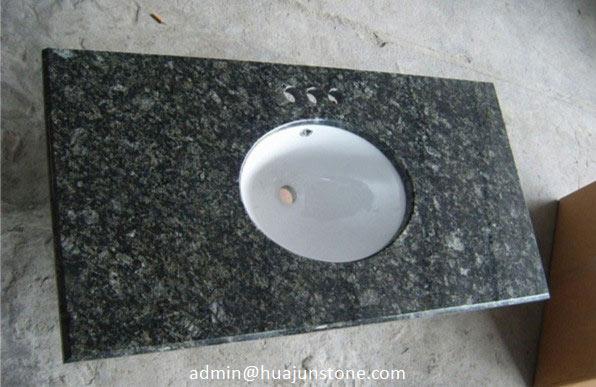 Prefab Granite Vanity Tops
