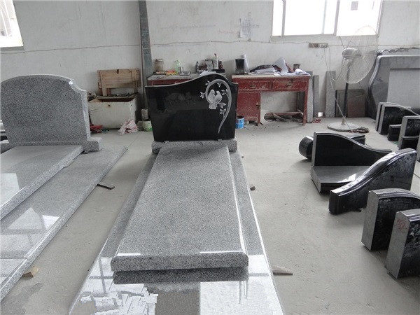 good quality granite tombstone