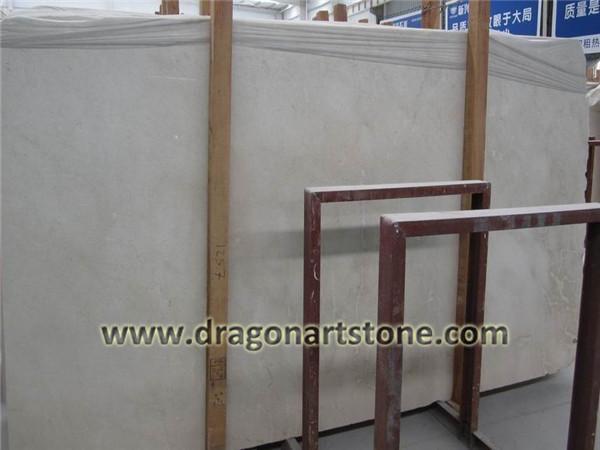 Crema Marfil Beige marble slab