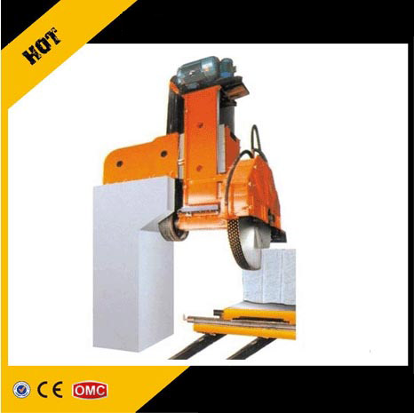 single arm cutting machine