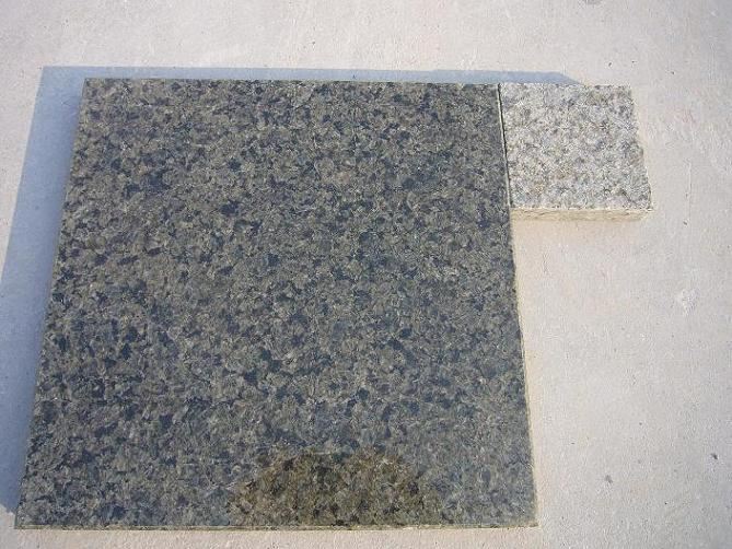 GIGA rainforest green granite from china