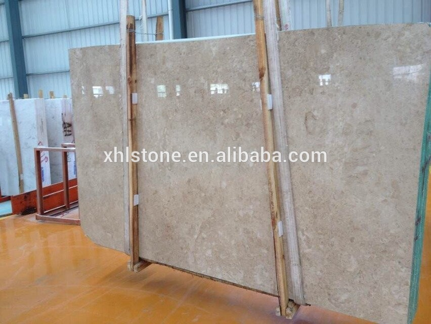 factory direct sales tile slab form classic beige marble