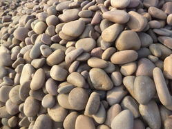 Fountain Pebbles Stone