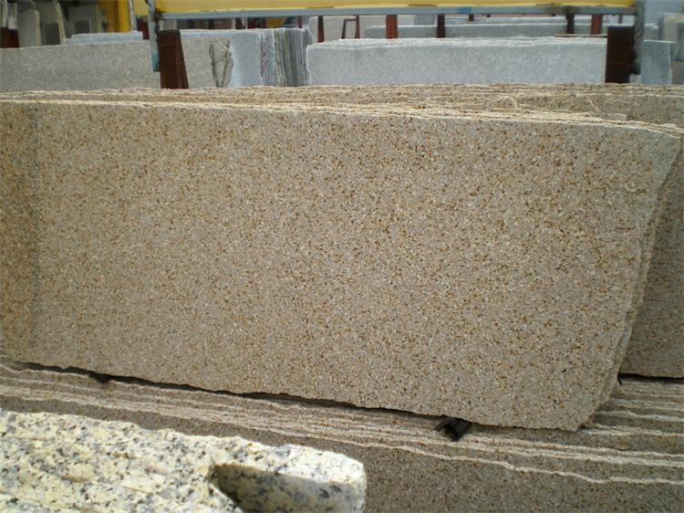 G682 Sunset gold yellow granite