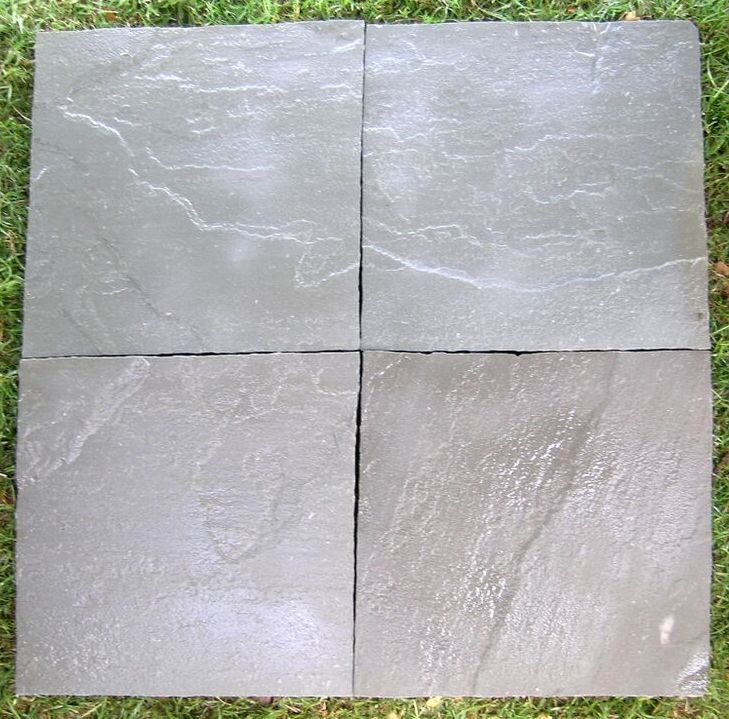 Kandla Grey paving stone