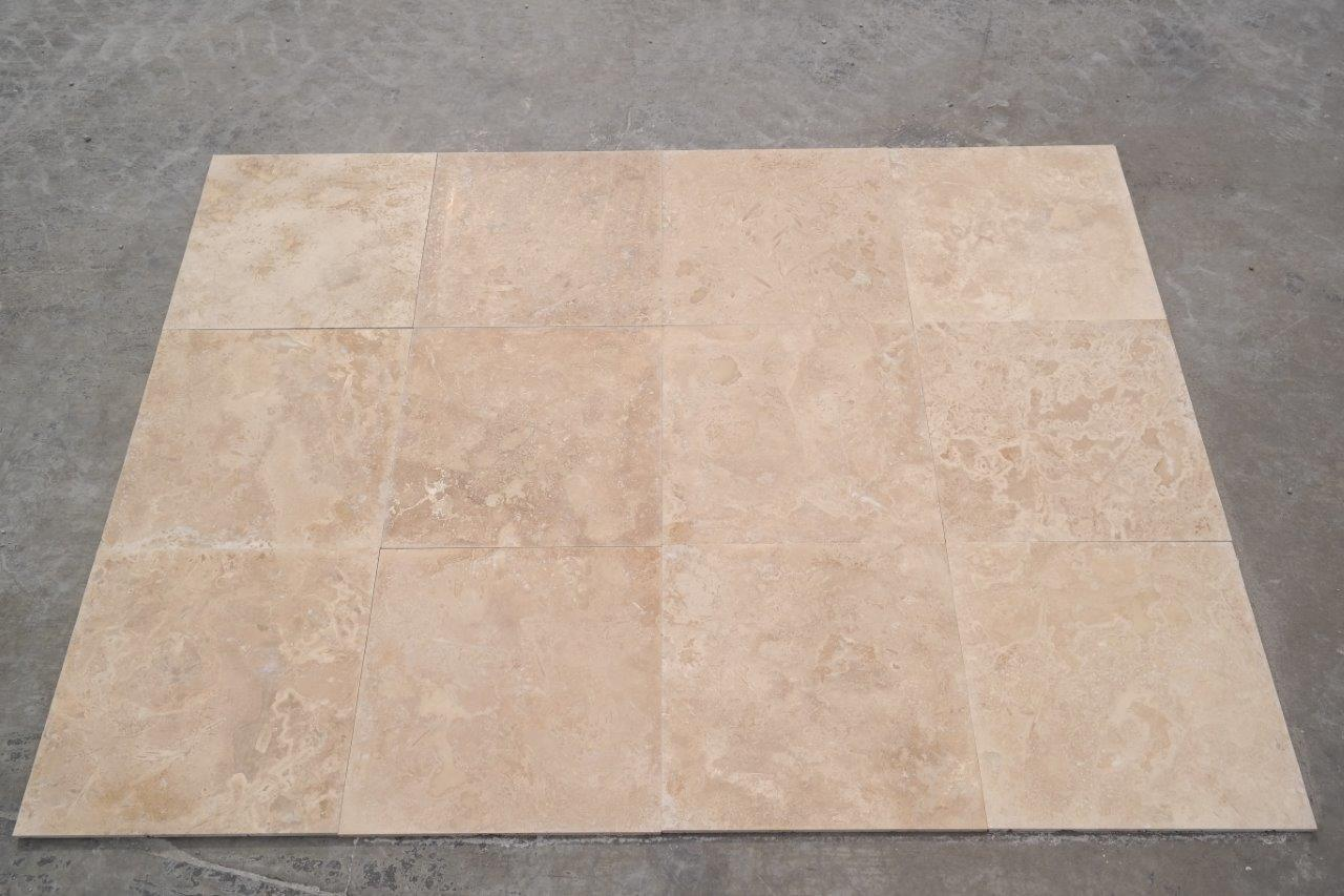 Light Travertine CC Filled Good Commercial