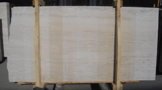 Light Travertine Raw Cut