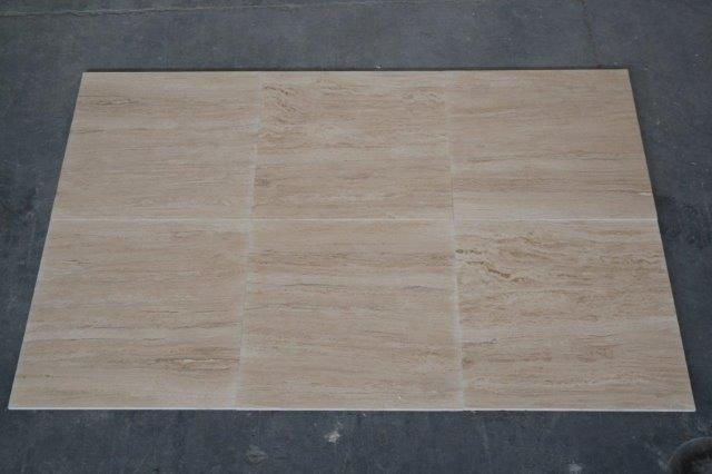 Light Travertine Export Tiles