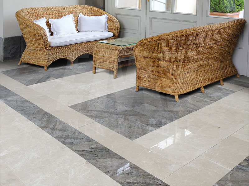 Light Beige Marble