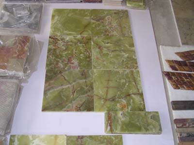 Onyx Tile Walling Green