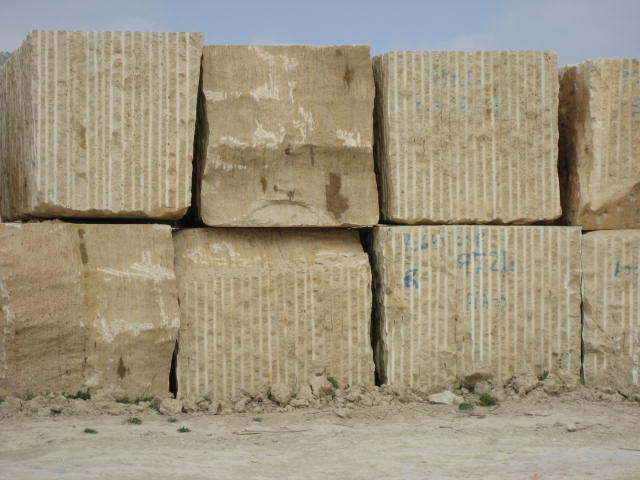 stone blocks limestone