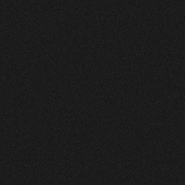 3100 Jet Black Caesarstone Quartz - Black Quartz