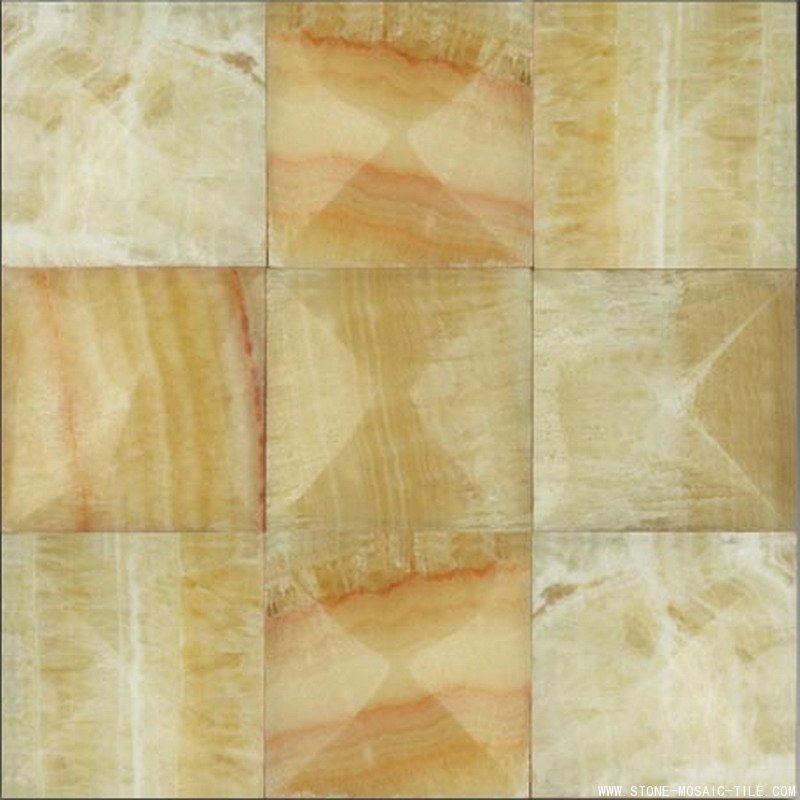 Honey Onyx Tiles Floor