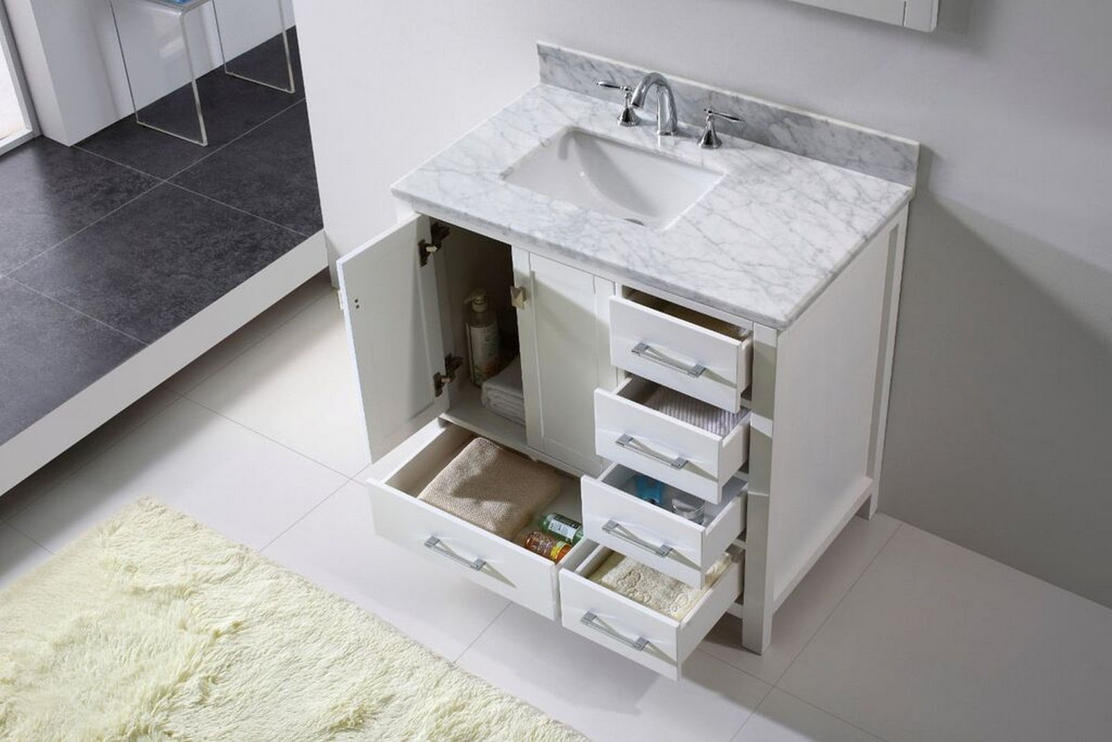 vanity top bathroom