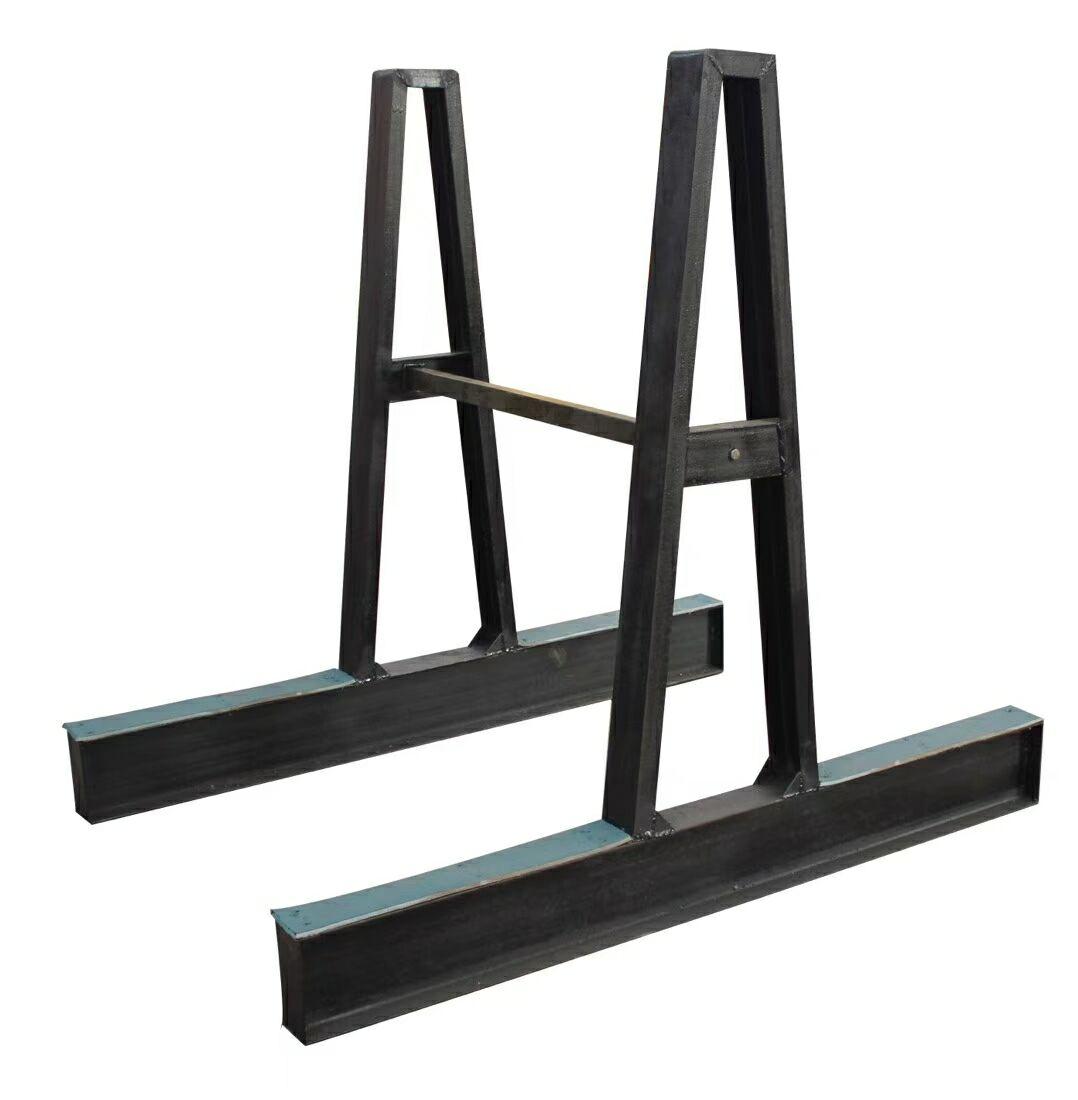 A Frame for Granite Countertops