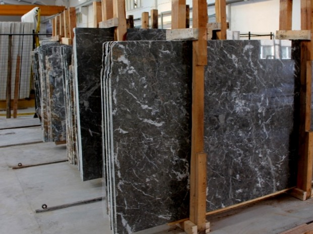 ALEKSANDER GREY MARBLE Marble in Blocks Slabs Tiles