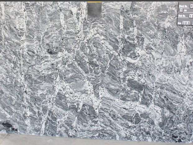 ARISTO WHITE Granite in Slabs