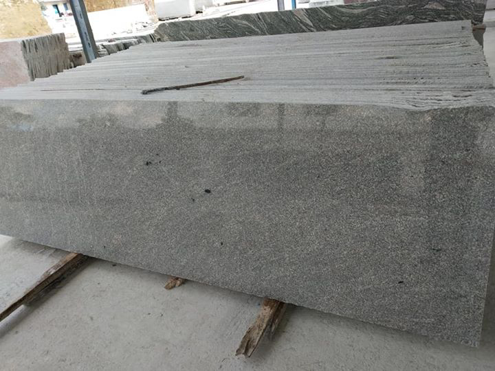 Aadhunik Brown Granite Slabs for Kitchen Countertops