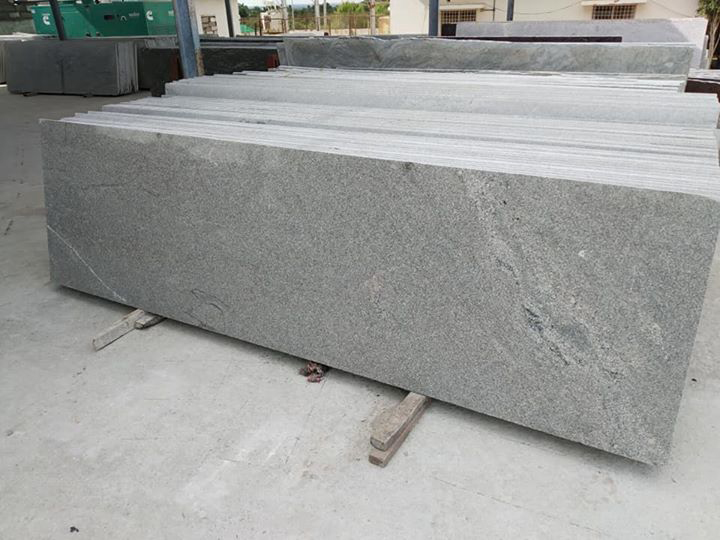 Aadhunik Brown Granite Slabs