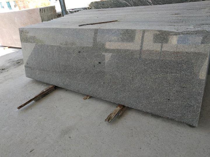 Aadhunik Brown Polished Granite Slabs