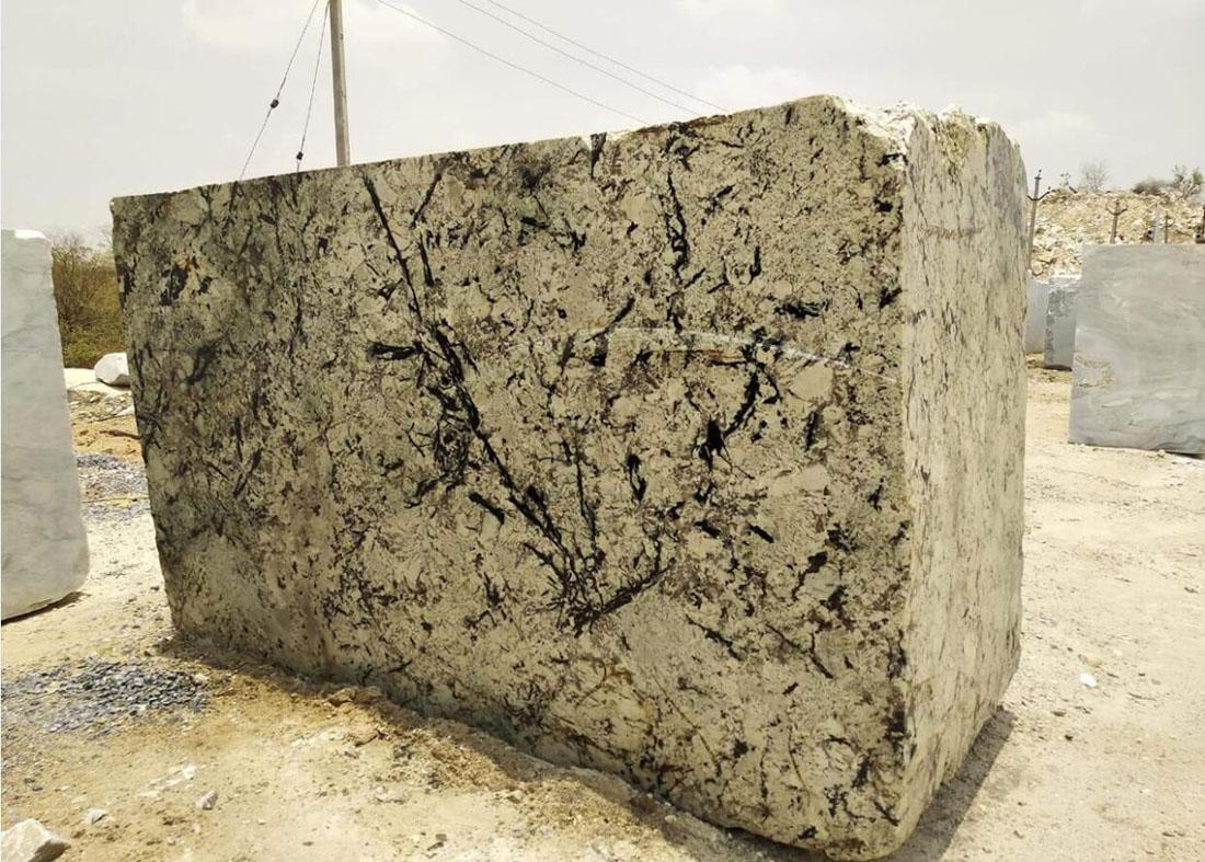Aartic Quartzite Block