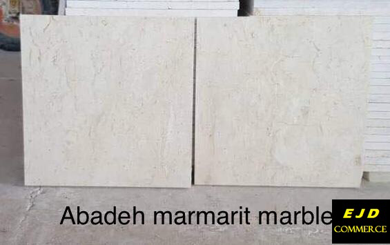 Abadeh Marmarit Marble Tiles from Iran
