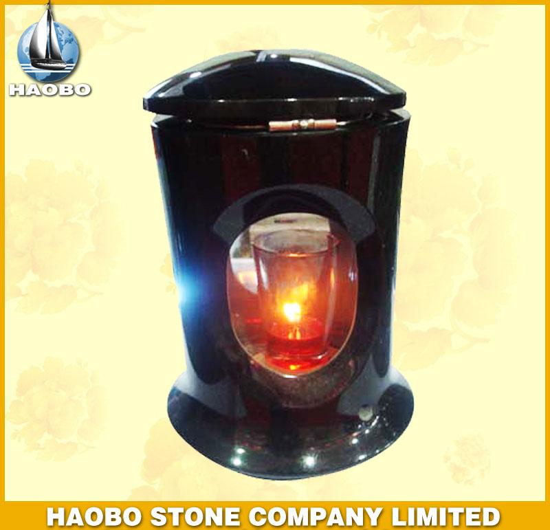 Absolute Black Granite Lamp HBL003