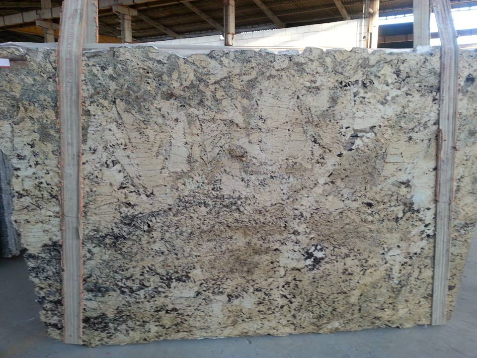 Absolute Cream Amazing Exotic Granite Slabs
