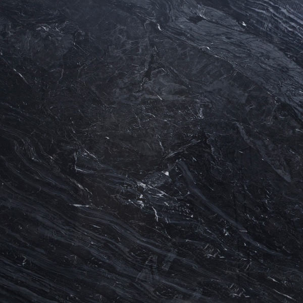 Abu Black Marble Color