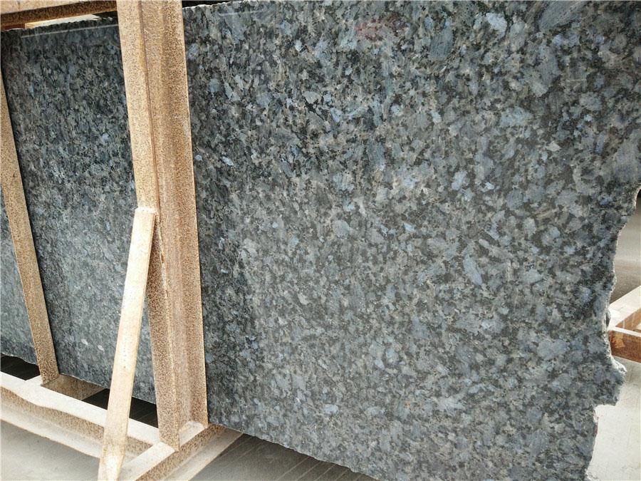 Affordable Blue Pearl NO2 Granite Polished Slabs