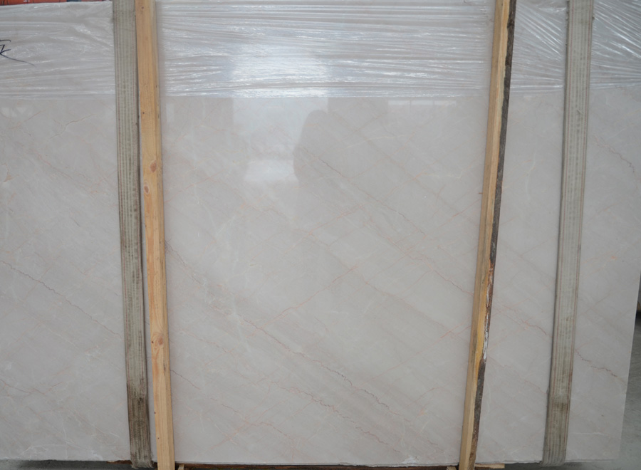 Affordable California Beige Marble Slabs Polished Beige Slabs