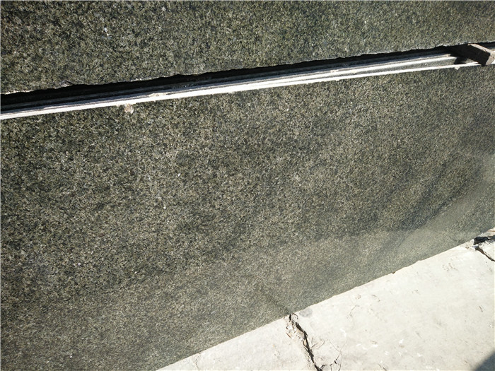 Affordable Chengde Green Granite Polished Countertops
