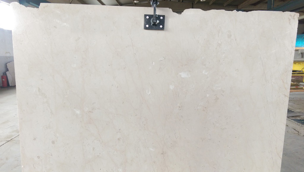 Affordable Crema Beige Polished Slabs Turkish Marble Stone Slabs