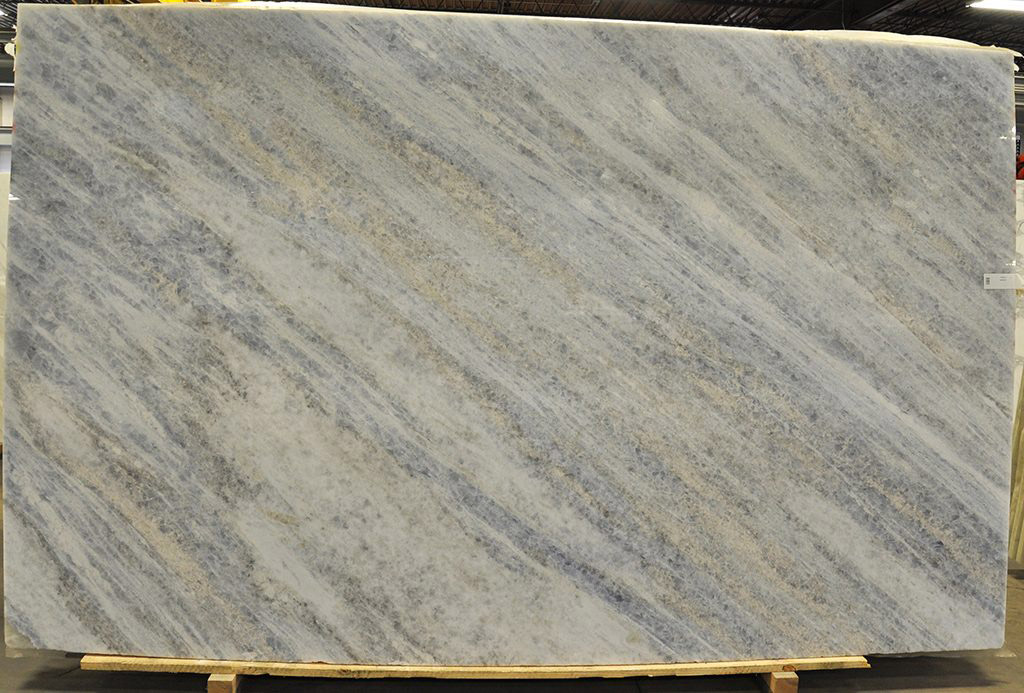 Affordable Crystal Blue Marble Slabs