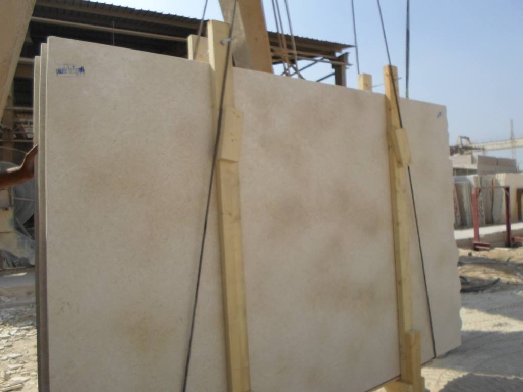 Affordable Galala Marble Slabs from Egyptian Supplier