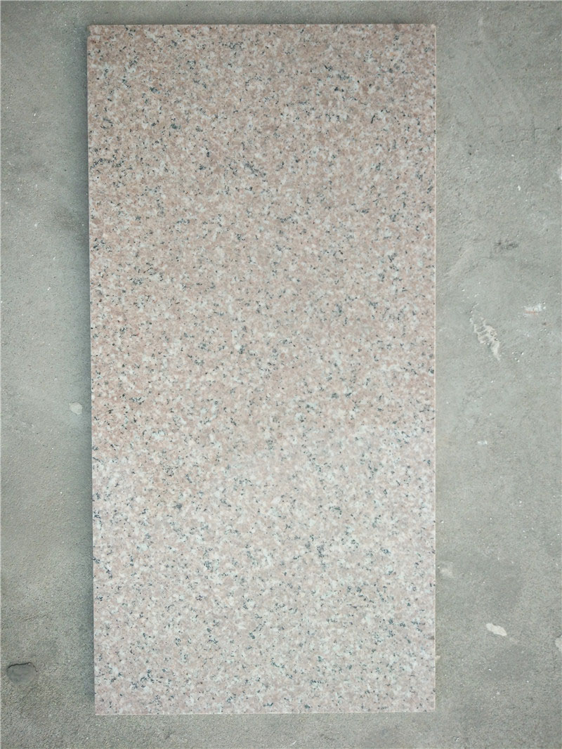 Affordable Hubei Shrimp Red Granite Tiles