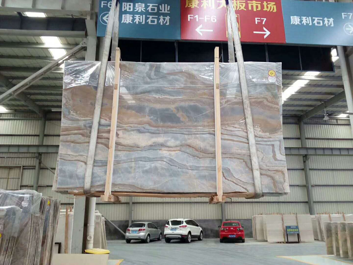 Affordable Impression Lafite Marble Slabs