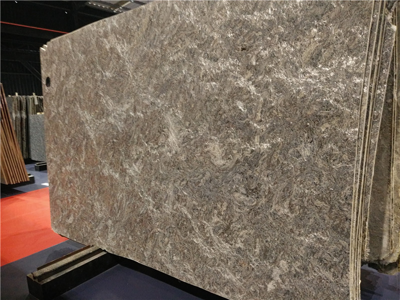 Affordable Platinum Diamond Granite Slabs for Covering