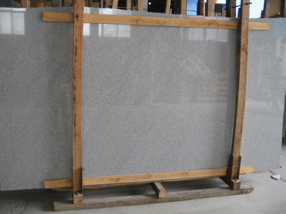 Affordable Polished G633 Granite Slab
