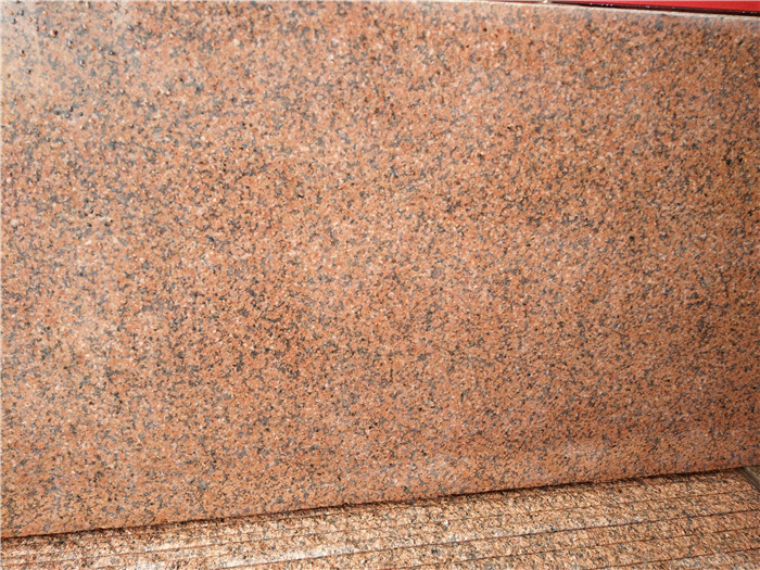 Affordable Tianshan Red Granite Polished Countertops
