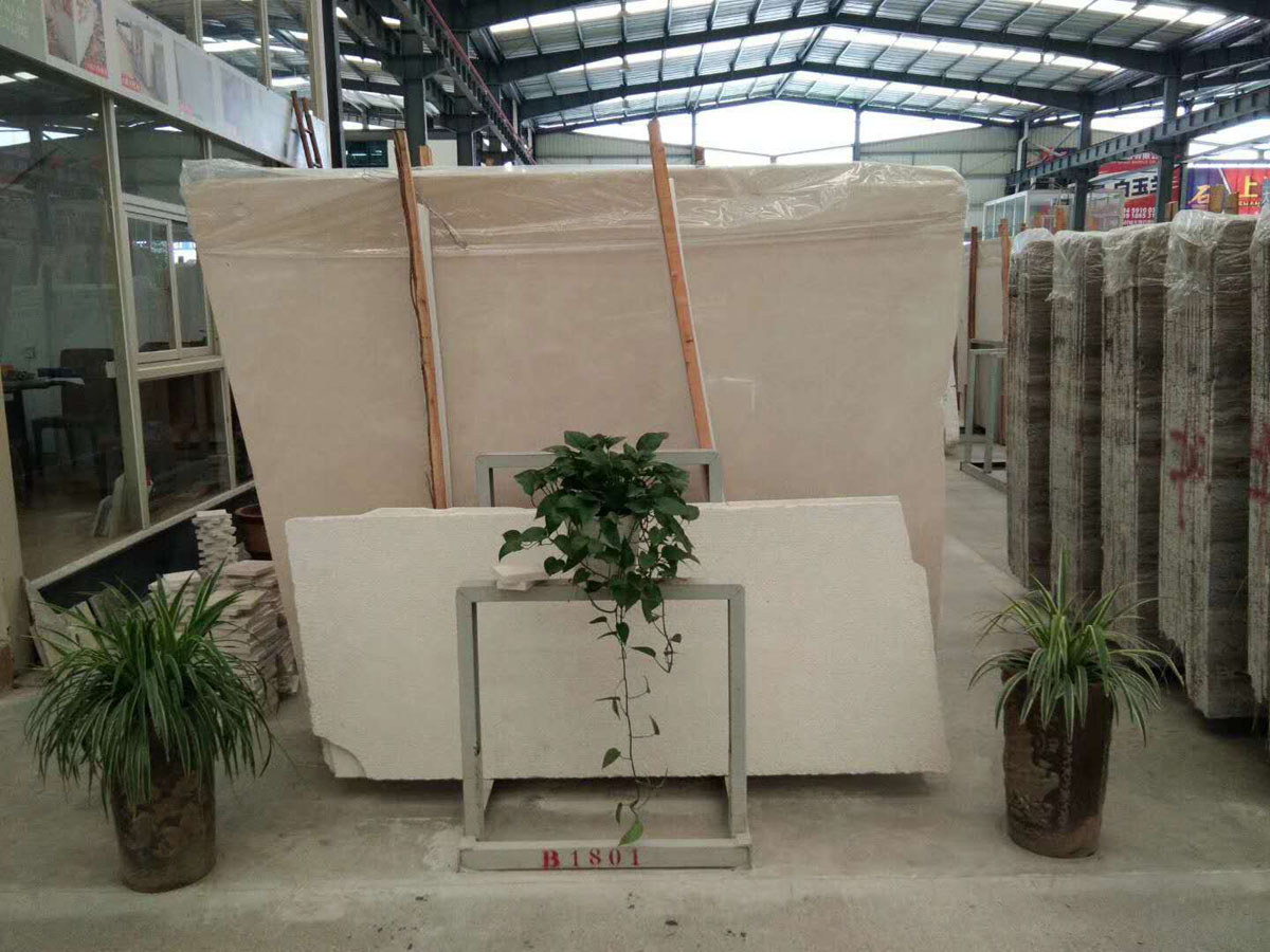 Affordable White Limestone Slabs from China