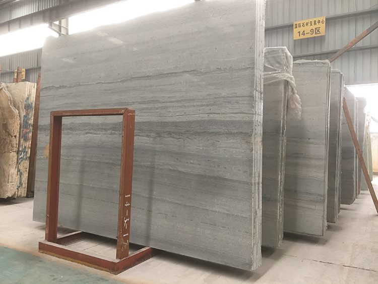 Affordable Wooden Blue Marble Slabs