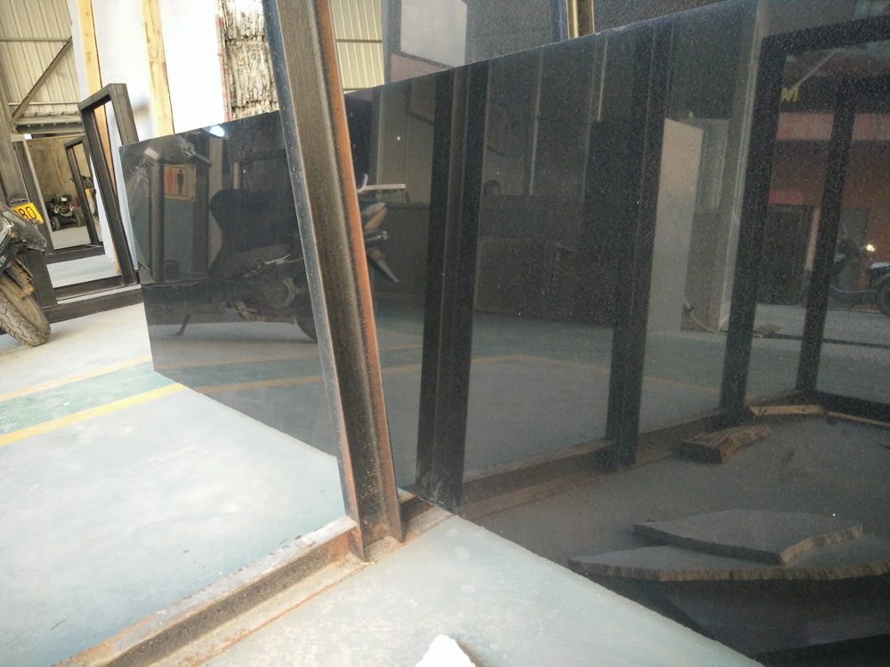 Africa Black Granite Polished Countertops from China Supplier