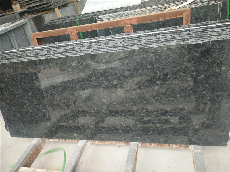 Africa Mozambique Black Granite Countertops