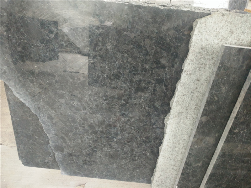 Africa Mozambique Black Granite Polished Big Slabs