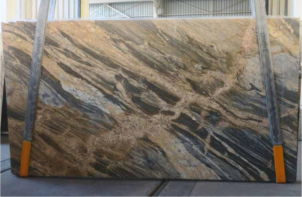 African Fantasy Granite Slabs Competitive Granite Slabs for Countertops