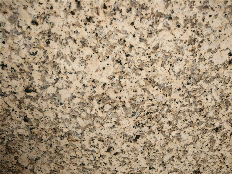 African Haiti Diamond Golden Granite Color