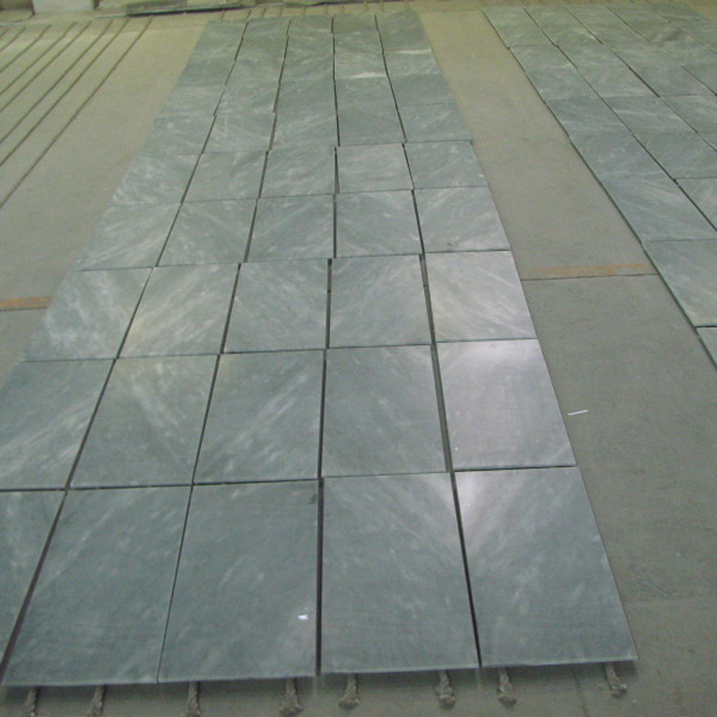 Afyon Grey Marble Stone Tiles Honed Marble Tiles for Flooring