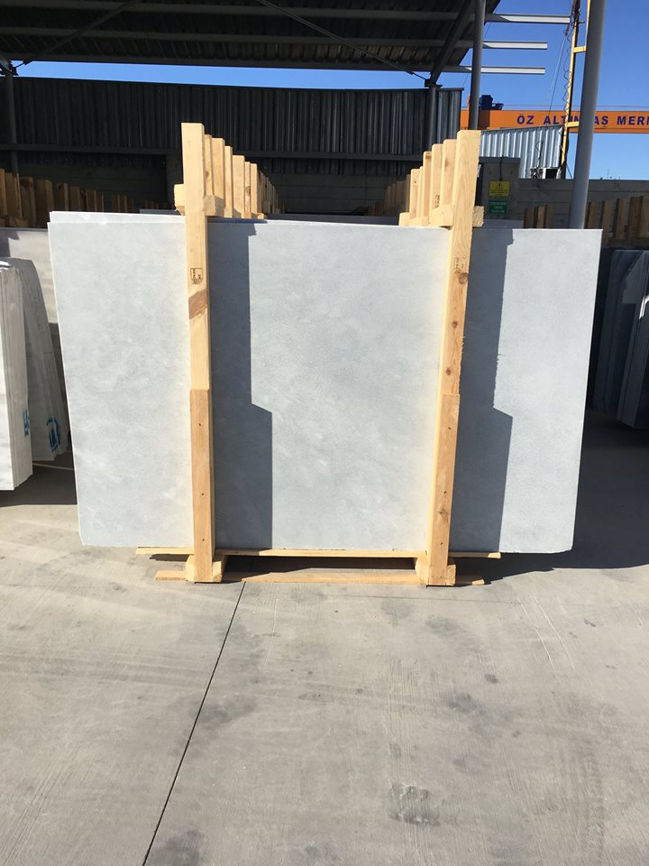 Afyon Grey Slabs Grey Marble Slabs from Turkey