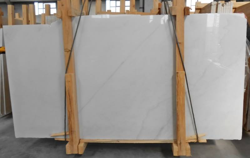 Afyon White Marble Slabs Turkish White Marble Slabs